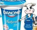 Iaurtul Danone Natural, acum mai simplu și cu gust mai proaspăt