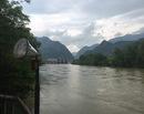 O dupa amiaza pe Valea Oltului: Cascada Lotrisor si Manastirea Cozia