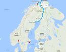 4 roadtrips in 4: Vara ne plimbam prin nord, la frig!