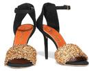 Pantofii saptamanii: Sandale cu sclipici