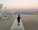 Amintiri din vara: Pe plaja la Mamaia