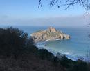 Travel with kids: Periplu de decembrie prin Tara Bascilor -> O zi cu soare pe insula Gaztelugatxe