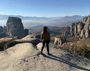 Travel in doi: Plimbari deasupra norilor la Meteora
