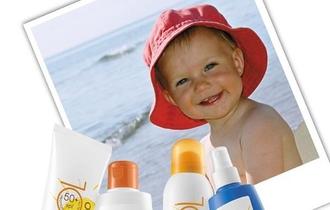 Cum protejezi copilul de efectele nocive ale soarelui
