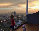 Asia in 4: Cu copiii in Kuala Lumpur