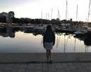 O fuga la Marea Neagra: Plimbare de seara in Portul Tomis
