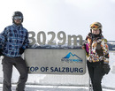 Amintiri din iarna -> La ski in Austria: Partii cat cuprinde si apa termala din belsug in Kaprun