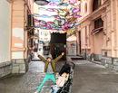 La pas prin Bucuresti: Prin pasajele
