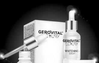 Farmec lanseazaƒ prima gamaƒ din segmentul cosmeticelor de lux - Gerovital Luxury