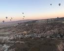 Asia in 2: Trei zile in Cappadochia, cu zbor cu balonul si multe plimbari