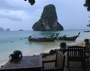 Asia in 2: Railay beach, poate cea mai frumoasa plaja din Thailanda