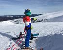 La ski cu copiii: Weekend de iarna in Muntele Sureanu