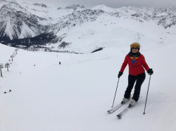 La ski in Elvetia: Weekend in Arosa