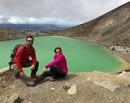 Excursie prin Noua Zeelanda: Tongariro Alpine Crossing, cel mai frumos hike din insula de nord