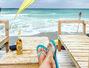 Amintiri din vara: La plaja in Tuzla