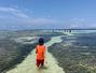 Prin insulele Seychelles cu copiii