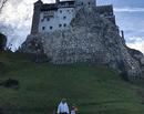 La munte cu copiii: Un weekend cu o casuta si un castel