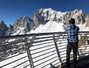 La ski si plimbari de iarna pe langa Mont Blanc