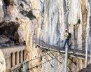 Plimbari prin Andaluzia: Caminito del Rey