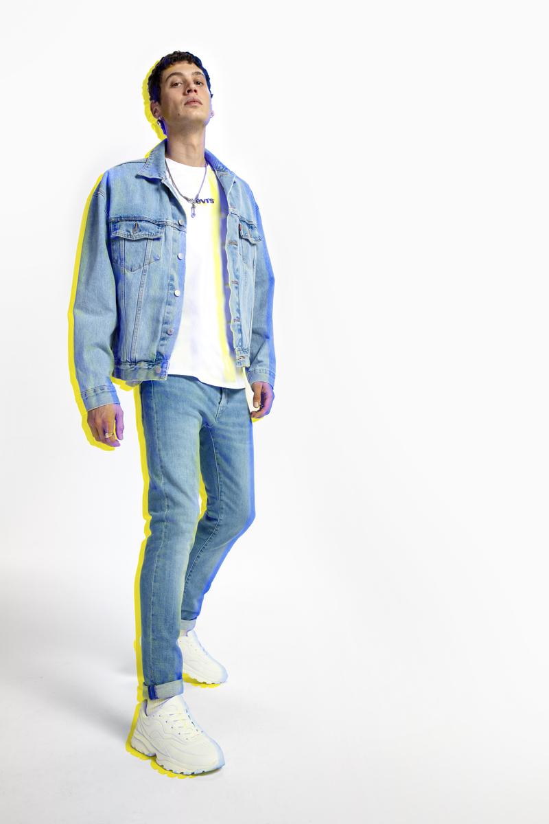 Levi's® prezinta cele mai noi atribute ale jeansilor din acest sezon!