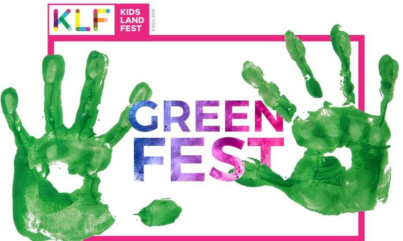 Incepe Festivalul pentru copii Kids Land Fest.