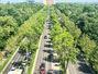Deasupra Bucuresti-ului: Sus pe Arcul de Triumf