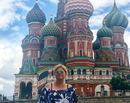 De neratat prima data in Moscova