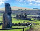 Explorind Rapa Nui, misterioasa Insula a Pastelui
