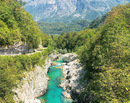 Din minunile muntilor Sloveniei