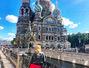 In vizita in St Petersburg