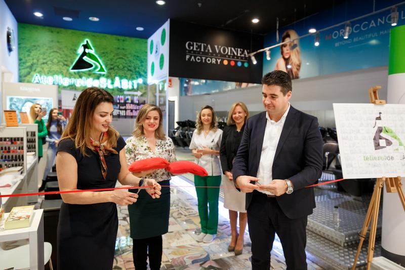 Atelierul de Slabit inaugureaza al treilea centru in AFI Cotroceni