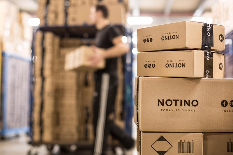 Veniturile e-shop-ului Notino  au ajuns la 384 de milioane de euro